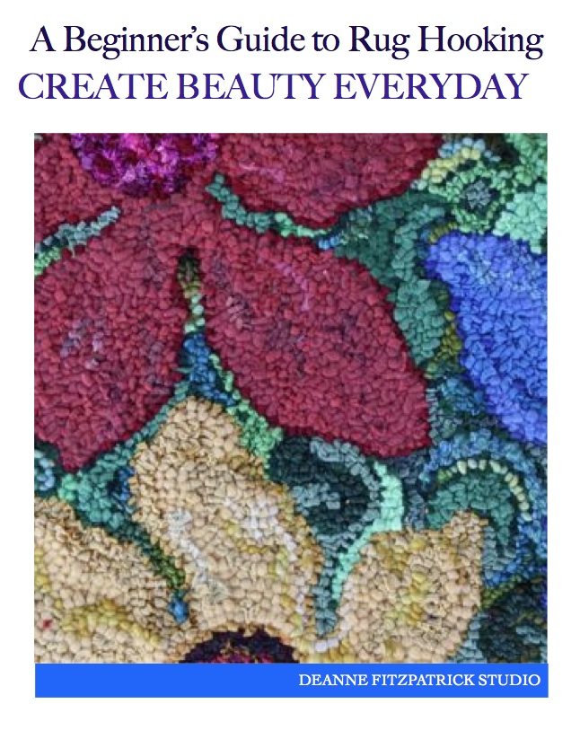 Free Guide to Rug Hooking