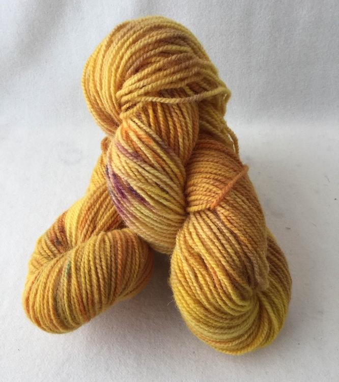 Souwester yarn skein